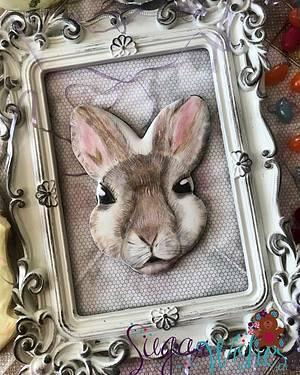 Easter Bunny - Cake by Tina Tsourtsoulas