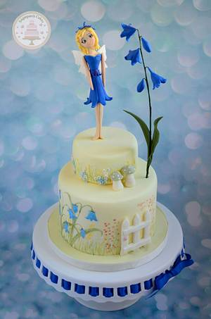 Bluebell - Cake by Sugarpatch Cakes