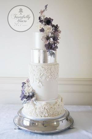 Wedding Rhapsody - Cake by Marianne: Tastefully Yours Cake Art