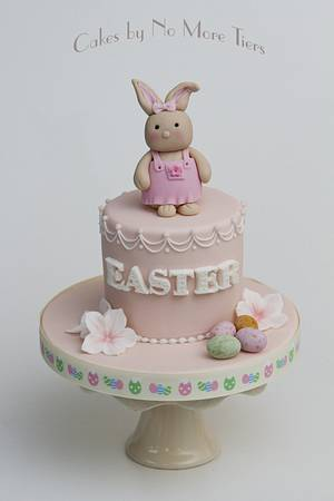 Easter cake 2015 - Cake by Cakes By No More Tiers (Fiona Brook)
