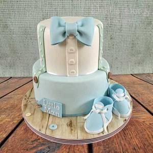 Little Man - Cake by Karen Bryant