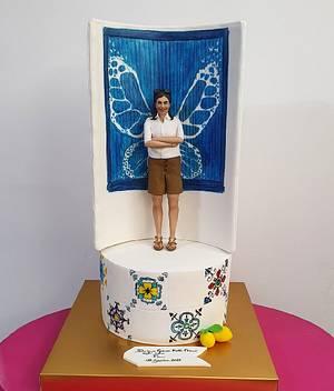 Lemon Cake - Cake by Tuba Fırat