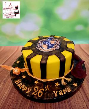 """Harry Potter cake"" - Cake by Noha Sami"