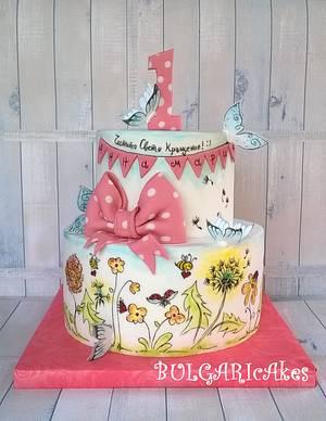 :) - Cake by BULGARIcAkes