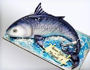 Tuna Fish - Cake by MLADMAN