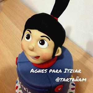 Agnes Gru by @tartanam - Cake by Ana