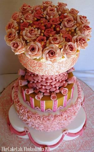 Dream Cake - Cake by Thulashitha RD