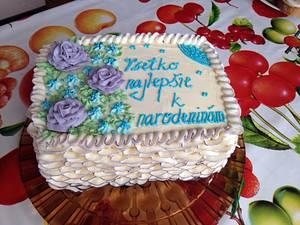 Birthday cake for mum - Cake by Cake Love