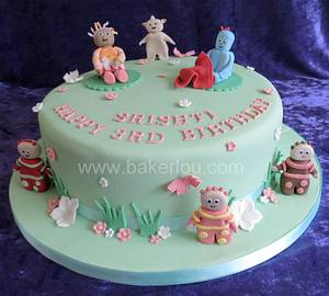 In the Night Garden - Cake by Louise