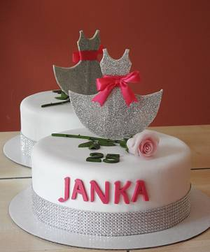 For Jane - Cake by MartaMc