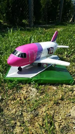 Airplane cake - Cake by MRcakes