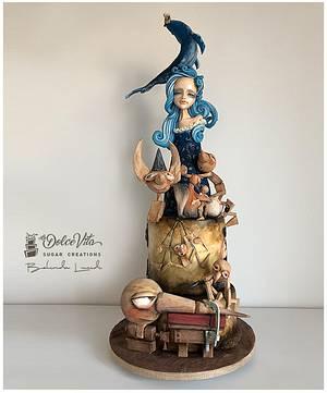 The adventures of Pinocchio  - Cake by AppoBli Belinda Lucidi