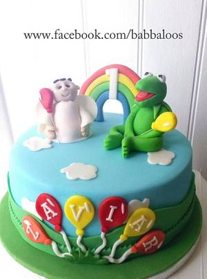 A very special cake - Cake by Babbaloos Cakes