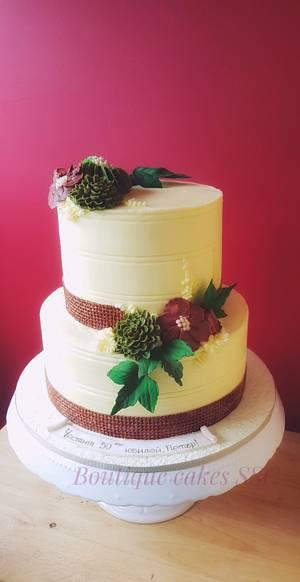 Rustic cake - Cake by DDelev