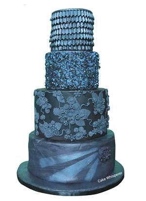 Black Beauty - Cake by Neha Jaiswal