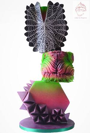Avantgarde cakes next generation - Cake by Cakes by Margeaux