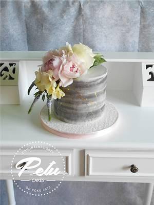 For Grandma 70th - Cake by Petra Krátká (Petu Cakes)