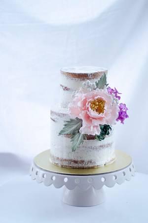 Pure.. - Cake by AysemOztas