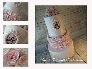 Torta de quince - Cake by Claudia Smichowski
