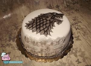 Winterfell - Cake by Francesca Liotta