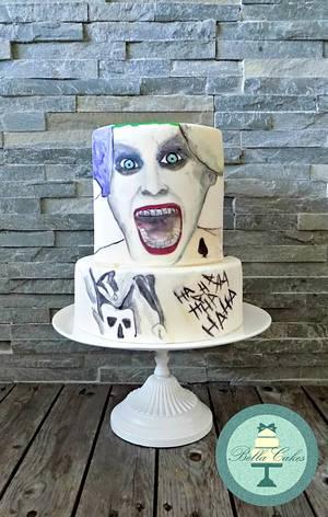 the joker - Cake by Bella Cakes