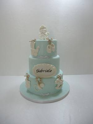 white angel - Cake by Diletta Contaldo