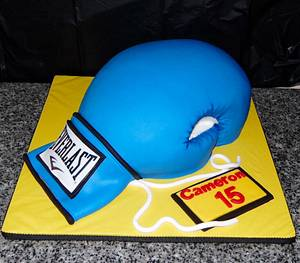It's A Knockout! - Cake by Sweets By Monica