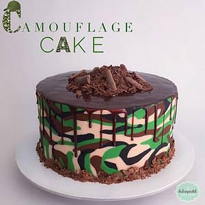 Torta Militar Medellín - Cake by Dulcepastel.com