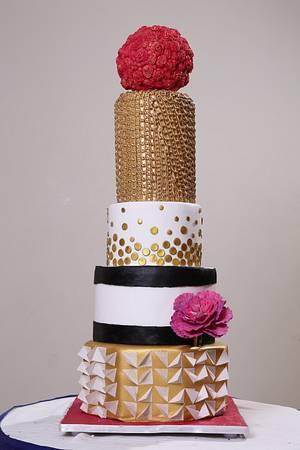 Urban Fantasy - Cake by CupsNCakesbySharin
