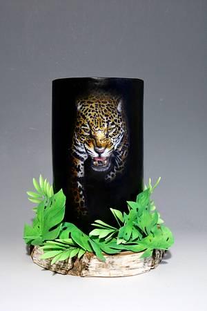 Tiger cake - Cake by tomima