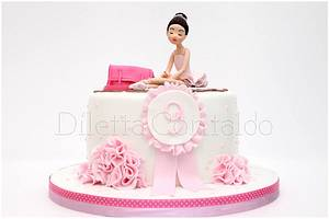 The Ballet - Cake by Diletta Contaldo