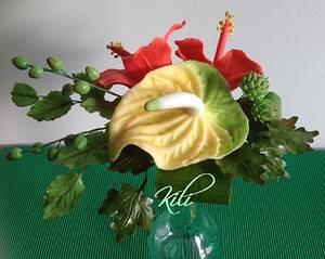Cake decoration - Cake by kili