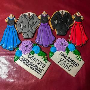 Graduation cookies  - Cake by Inny Tinny