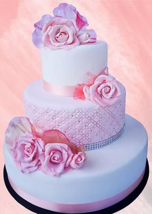 Semplicità floreale - Cake by Dolce zucchero