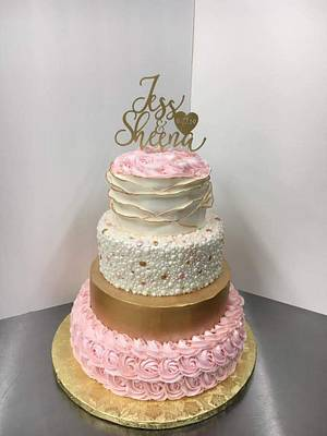 Favorite 1st Time Ever Cakes - Cake by PeggyT