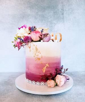 Provence - Cake by alenascakes