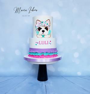 Simones - Cake by Maira Liboa