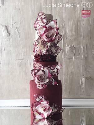 Incanto - Cake by Lucia Simeone