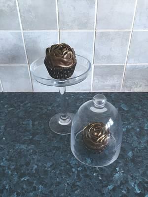Chocolate ganache cupcakes - Cake by Beckie Hall