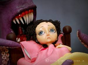 A Nightmare of a Cake - Cake by Lovin' From The Oven
