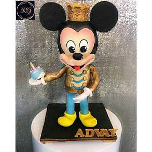 Mickey Mouse cake - Cake by Radha's Bespoke Bakes