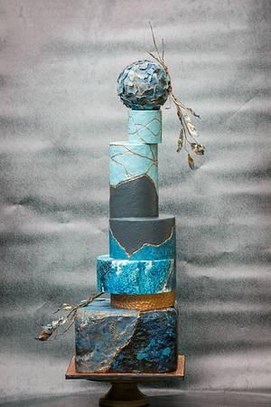 Kintsugi  - Cake by Anang