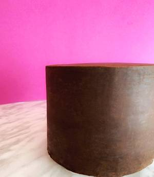How to Cover a Cake with Chocolate Ganache - Cake by Buttercut_bakery