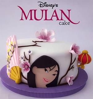 Torta Mulan  - Cake by Dulcepastel.com