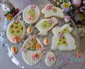 Easter 2017 - Cake by Tina Tsourtsoulas
