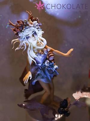 Fantasy Faun - Cake by ChokoLate