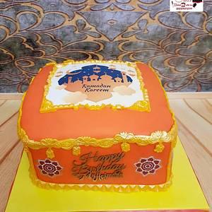 """Happy Ramadan cake"" - Cake by Noha Sami"