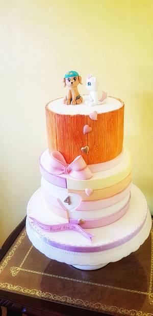 Baby secrets pets  - Cake by DDelev