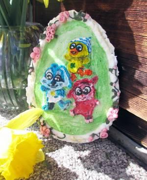 easter cookie Migros - Cake by Aurelia'sTartArt