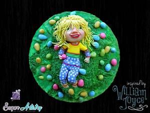 Little Sophia Bennett - William Joyce Cakes  - Cake by Shelley Redekop